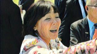 安倍昭恵夫人 膝上ミニスカドレス 批判 即位礼正殿の儀 恥ずかしい バカ嫁 ファッション 服装